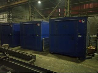 Завершена поставка 3 электростанций для нужд Водоканала г. Рязань