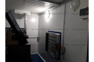 Отгружена Заказчику ДЭС ГЕЛИОС D140 мощностью  100кВт. по 2 степени автоматизации.