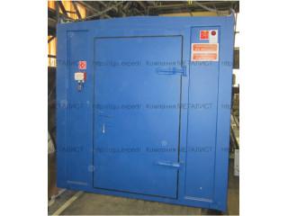 Отгружена Заказчику ДЭС контейнерного исполнения мощностью  30кВт. по 2 степени автоматизации.
