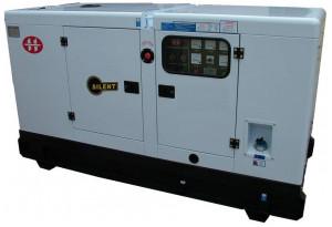 Дизельный генератор АМПЕРОС АД 150-Т400 в кожухе