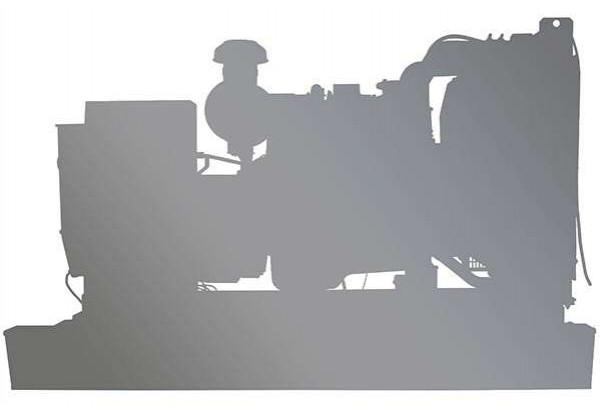 Дизельный генератор АМПЕРОС АД 1500-Т400