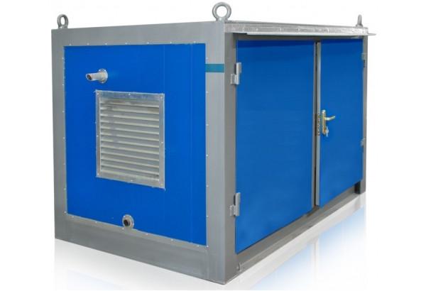 Дизельный генератор АМПЕРОС АД 16-Т400 в контейнере с АВР