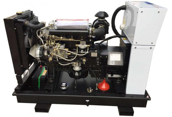 Дизельный генератор АМПЕРОС АД 30-Т230 P (Проф)