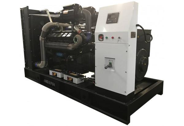 Дизельный генератор АМПЕРОС АД 500-Т400 с АВР