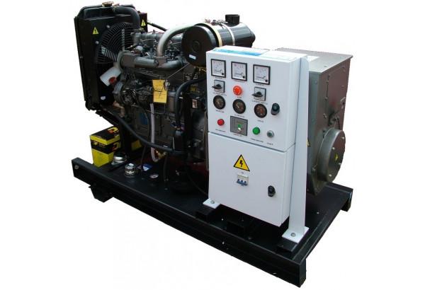 Дизельный генератор АМПЕРОС АД 60-Т400 / 6120