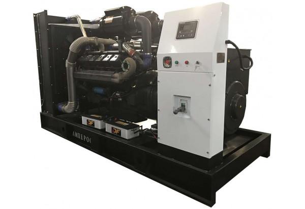 Дизельный генератор АМПЕРОС АД 900-Т400