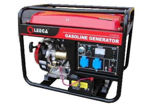 Дизельный генератор АМПЕРОС LDG 5000 CLE с АВР