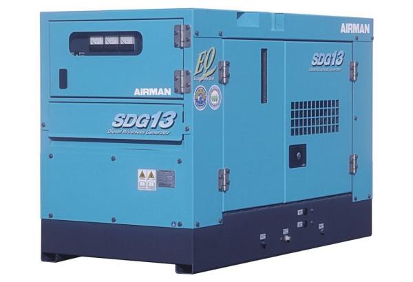 Дизельный генератор Airman SDG13S