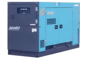Дизельный генератор Airman SDG60S