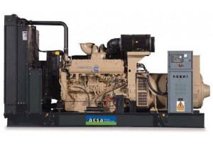 Дизельный генератор Aksa AC-1100K с АВР