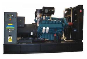 Дизельный генератор Aksa AD-275 с АВР