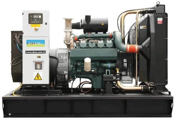 Дизельный генератор Aksa AD-825 с АВР