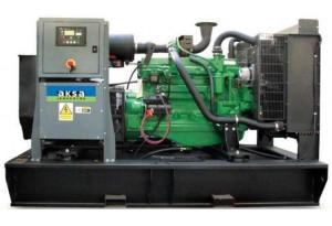 Дизельный генератор Aksa AJD 275 с АВР