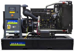 Дизельный генератор Aksa AP 165 с АВР