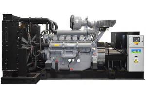 Дизельный генератор Aksa AP 2500 с АВР