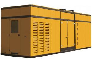 Дизельный генератор Aksa AP 2500 в кожухе с АВР