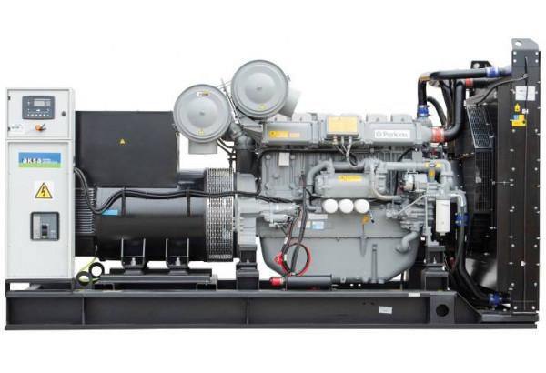 Дизельный генератор Aksa AP 825
