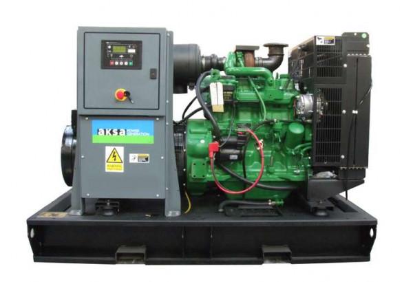 Дизельный генератор Aksa APD-110C