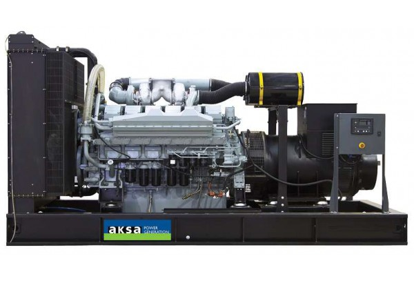 Дизельный генератор Aksa APD2100M
