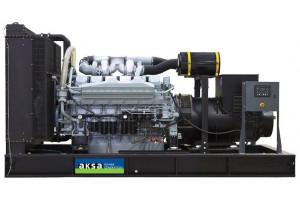 Дизельный генератор Aksa APD2500M с АВР
