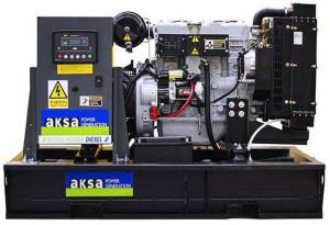 Дизельный генератор Aksa APD25A