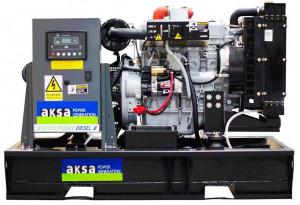 Дизельный генератор Aksa APD33A с АВР