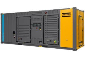 Дизельный генератор Atlas Copco QAC 1100 с АВР