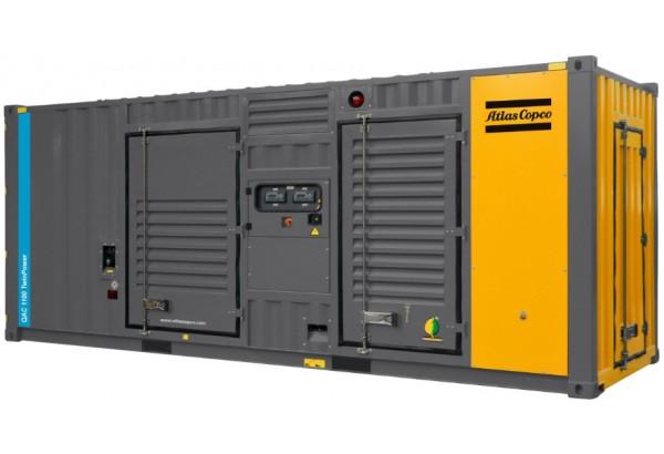 Дизельный генератор Atlas Copco QAC 1100