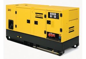 Дизельный генератор Atlas Copco QAS 138 PD с АВР