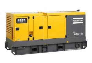 Дизельный генератор Atlas Copco QAS 150 с АВР