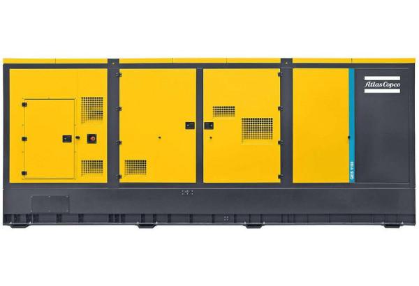 Дизельный генератор Atlas Copco QES 1150
