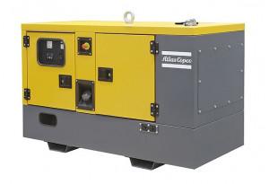 Дизельный генератор Atlas Copco QES 20 с АВР