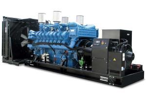 Дизельный генератор Atlas Copco QI 1250