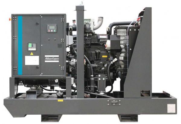 Дизельный генератор Atlas Copco QI 435