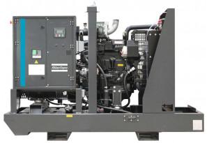 Дизельный генератор Atlas Copco QI 70