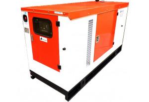 Дизельный генератор Азимут АД 500-Т400 в кожухе