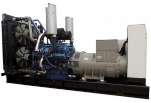 Дизельный генератор Азимут АД-900С-Т400