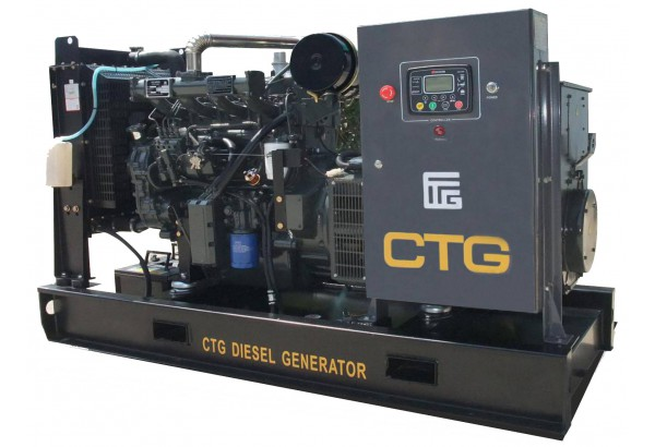 Дизельный генератор CTG 165D с АВР