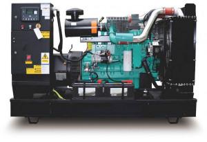 Дизельный генератор CTG 275C с АВР