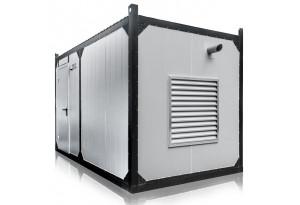 Дизельный генератор CTG 275C в контейнере с АВР
