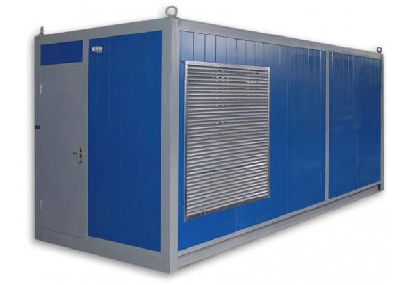 Дизельный генератор CTG 700D в контейнере с АВР