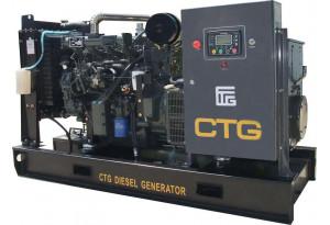 Дизельный генератор CTG AD-110RE