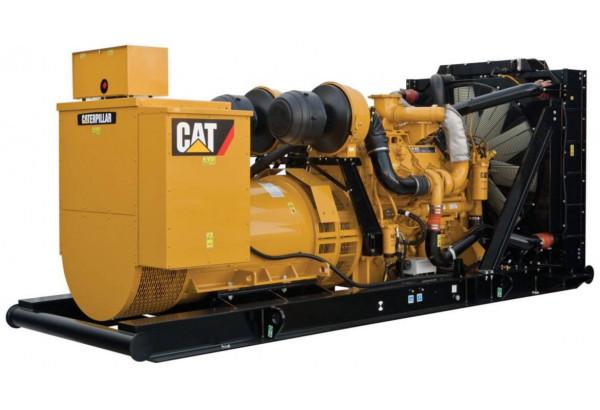 Дизельный генератор Caterpillar 3516B с АВР