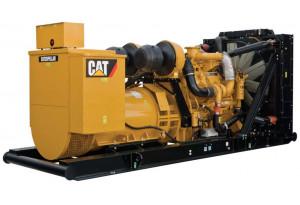 Дизельный генератор Caterpillar C-18 с АВР