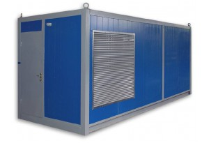 Дизельный генератор Caterpillar C-18 в контейнере с АВР