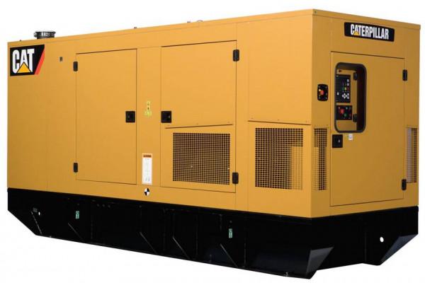 Дизельный генератор Caterpillar C-18 в кожухе с АВР