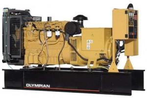 Дизельный генератор Caterpillar GEH220