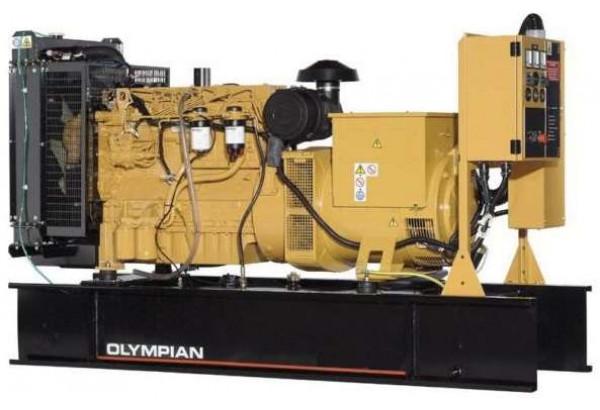 Дизельный генератор Caterpillar GEP110