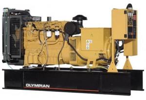 Дизельный генератор Caterpillar GEP165 с АВР