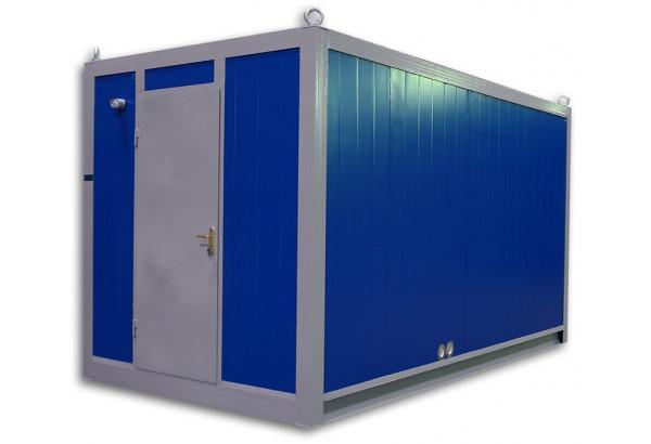 Дизельный генератор Caterpillar GEP165 в контейнере с АВР